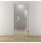 NOVADOORS Glasdrehtür »NOVA 599«, Anschlag: rechts, Höhe: 197,2 cm-Thumbnail