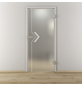 NOVADOORS Glasdrehtür »NOVA 599«, mattiert, Höhe: 197,2  cm-Thumbnail