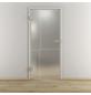 NOVADOORS Glasdrehtür »NOVA 610«, Anschlag: links, Höhe: 197,2 cm-Thumbnail