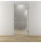 NOVADOORS Glasdrehtür »NOVA 610«, (BxH): 95,9 x : 197,2 cm-Thumbnail