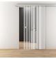 NOVADOORS Glasschiebetür »NOVA 512«, mattiert, Höhe: 205,8  cm-Thumbnail