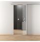 NOVADOORS Glasschiebetür »NOVA 557«, klar, Höhe: 205,8  cm-Thumbnail