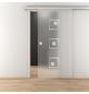 NOVADOORS Glasschiebetür »NOVA 587«, mattiert, Höhe: 205,8  cm-Thumbnail