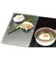 ZELLER Glasschneideplatten, mit Rutschfeste Silikonfüße, Glas-Thumbnail
