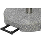 SIENA GARDEN Granitständer, grau, geeignet für Rohrdurchmesser 25-48 mm-Thumbnail