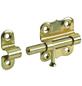 HETTICH Grendelriegel Stahl gold 35 x 33 mm 10 St.-Thumbnail