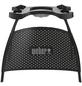 WEBER Grill-Untergestell »Q 1000 und Q 2000«, Stahl, schwarz, BxHxT: 53,34 x 70 x 66,04 cm-Thumbnail