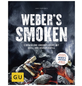 Grillbuch »Weber's Smoken«, Taschenbuch-Thumbnail