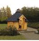 WOLFF Grillkota »de luxe«, B x T x H: 376  x 326  x 364  cm, Holz-Thumbnail