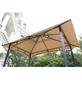 CASAYA Grillpavillon, BxHxT: 240 x 245 x 150 cm, inkl. Dacheindeckung, beige-Thumbnail