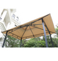 CASAYA Grillpavillon, rechteckig, BxT: 246 x 150 cm, inkl. Dacheindeckung-Thumbnail