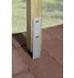 WEKA H-Pfostenanker-Set, für Pfosten mit 9x9 cm, 12 Stück-Thumbnail
