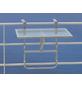 Hängetisch, BxHxL: 40 x 64,5 x 60 cm, Tischplatte: Sicherheitsglas-Thumbnail