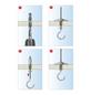 TOX Hakendübel, Stahl | verzinkt, 2 Stück, 18 x 100 mm-Thumbnail