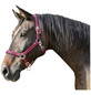 Covalliero Halfter »Mustang«, passend für , Gr. 2, rot/schwarz-Thumbnail