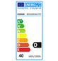 OSRAM Halogenlampe, 40 W, E14, 2700 K, warmweiß, 490 lm-Thumbnail