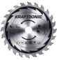 KRAFTRONIC Handkreissäge »KT-HK 1400«, 230 V, 1400 W, Sägeblatt ø: 190 mm-Thumbnail