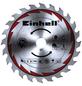 EINHELL Handkreissäge »TE-CS 165«, 230 V, 1200 W, Durchmesser Sägeblatt: 165 mm-Thumbnail