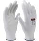 CONNEX Handschuh »Komfort«, weiß, PU-beschichtet-Thumbnail