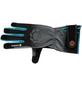 GARDENA Handschuh »L«, grau/schwarz/türkis-Thumbnail