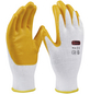 CONNEX Handschuh »Latex«, gelb, Naturlatex-Thumbnail