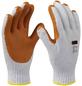 CONNEX Handschuh »Pflasterer«, rot, Latexbeschichtet-Thumbnail