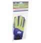 Handschuhe, gelb/blau-Thumbnail
