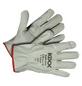 KIXX Handschuhe »Rindsleder«, hellgrau-Thumbnail