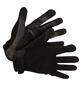 KIXX Handschuhe »Synthetik Leder/Elastan«, schwarz-Thumbnail