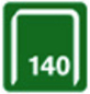 RAPID Handtacker, LxBxH: 31,5 x 3,5 x 6,7 cm, 14 mm-Thumbnail