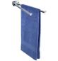 WENKO Handtuchhalter »Basic«, BxHxT: 8 x 5,5 x 42 cm, edelstahlfarben-Thumbnail