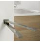 TIGER Handtuchhalter »Items«, BxHxT: 5 x 5 x 46 cm, edelstahlfarben-Thumbnail