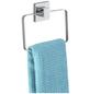 WENKO Handtuchring »Vacuum-loc Quadro«, Edelstahl, silberfarben-Thumbnail