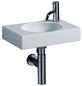 GEBERIT Handwaschbecken »Preciosa II«, Breite: 40 cm, eckig-Thumbnail