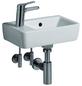 KERAMAG Handwaschbecken »Renova Compact«, Breite: 40 cm, eckig-Thumbnail