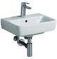 GEBERIT Handwaschbecken »Renova Compact«, Breite: 45 cm, eckig-Thumbnail