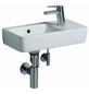 GEBERIT Handwaschbecken »Renova Compact«, BxT: 50 x 25 cm, mit Überlauf, Keramik-Thumbnail