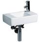 KERAMAG Handwaschbecken »Renova Plan«, Breite: 40 cm, eckig-Thumbnail