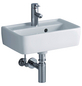 GEBERIT Handwaschbecken »Renova Plan«, Breite: 45 cm, eckig-Thumbnail