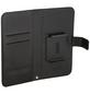 2GO Handytasche »Bookcase«, schwarz, zusammenklappbar-Thumbnail