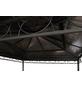 Hardtop-Pavillon, quadratisch, BxT: 300 x 300 cm, inkl. Dacheindeckung-Thumbnail