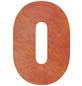 BELLISSA Hausnummer Nr. 0, braun-Thumbnail
