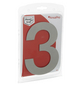 ANSAPRO Hausnummer Nr. 3, silberfarben-Thumbnail