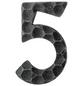 ANSAPRO Hausnummer Nr. 5, schwarz-Thumbnail