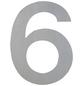 ANSAPRO Hausnummer Nr. 6, silberfarben-Thumbnail