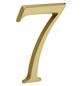 ANSAPRO Hausnummer Nr. 7, goldfarben-Thumbnail
