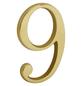ANSAPRO Hausnummer Nr. 9, goldfarben-Thumbnail