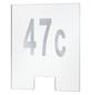 PAULMANN Hausnummer , transparent-Thumbnail