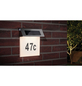 PAULMANN Hausnummernleuchte , weiss/edelstahlfarben-Thumbnail