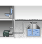 METABO Hauswasserautomat, Fördermenge: 4500l/h, 1300W-Thumbnail